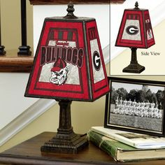 Bon Georgia Bulldogs Home Decor, University Of Georgia Furniture, UGA Bulldogs  Office, School Supplies, Bar Stools