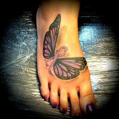 wrist lupus tattoo - on wrist or arm