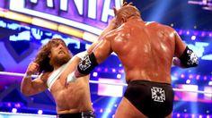 Daniel Bryan vs. Triple H: photos   WWE.com