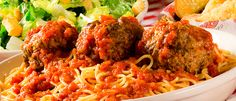 Recipe for Buca di Beppo's yummy meatballs Meatball Recipes, Beef Recipes, Italian Recipes, Lunches And Dinners, Meals, Great Recipes, Favorite Recipes, Copykat Recipes, Recipe Creator