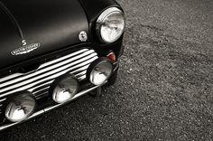 Vintage Mini Cooper S
