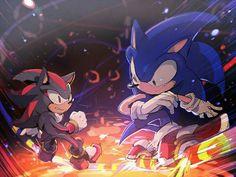 Shadow vs. Sonic