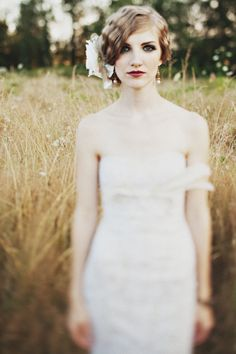 Style me pretty, country wedding
