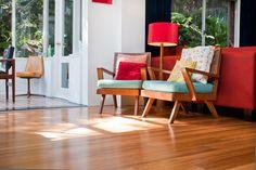 Carbonised Coffee Bamboo Flooring