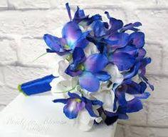 8 Best Wedding Flowers images | Blue orchid bouquet, Bridal bouquets ...