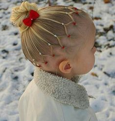 51 pretty hairstyles for your little girl hairstyles # hairstyles . - 51 pretty hairstyles for your little girl # – – - Baby Girl Hairstyles, Braid Hairstyles, Pretty Hairstyles, Toddler Hairstyles, Cute Little Girl Hairstyles, Hairdos, Kids School Hairstyles, Mixed Kids Hairstyles, Childrens Hairstyles