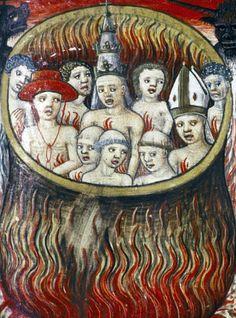 boiled clergyLivre de la Vigne nostre Seigneur, France ca. 1450-1470Bodleian, MS. Douce 134, fol. 85r