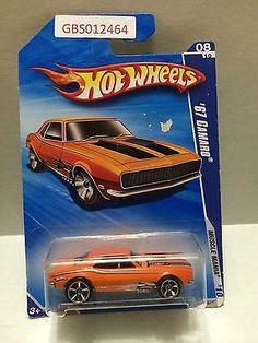 (TAS030890) - Mattel Hot Wheels Car - '67 Camaro