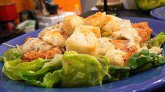 Virtuvės Muzika: Cezario salotos su toooobulu padažu!