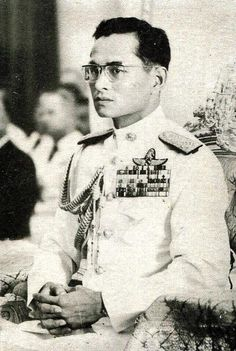 Our beloved King of Thailand