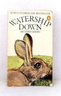 Richard And Adam, Vintage Penguin, Watership Down, Number One, Penguins, Best Sellers, Novels, Classic, Derby