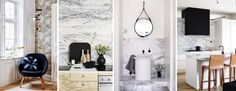 Trend to Watch: Marble - Nordic Design