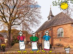 Nederland en klompen. Je kan er niet omheen. Wil je weten waar Nederland nog meer bekend om staat? Lees dan 'Dit is Nederland' van Mack. Een informatief boek boordevol leuke weetjes en bijzondere verhalen over Nederland, met prachtige foto's en grappige tekeningen. Voor alle kinderen vanaf 5 jaar. http://clavisbooks.com/book/dit-is-nederland