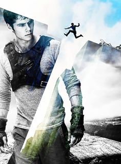 Maze Runner. Just saw this, really good movie. I need to read the books though. :)