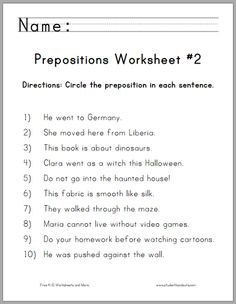 Our 5 favorite 4th grade writing worksheets | Writing worksheets ...