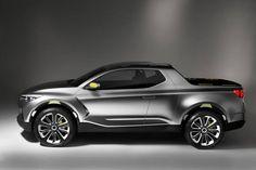 Hyundai deve produzir picape inédita - mercado - Jornal do Carro