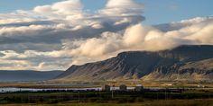 Keflavík Reykjavík und das Esla Gebirge