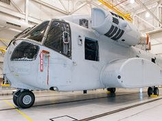 Progress Seen in Sikorsky #CH_53K Project