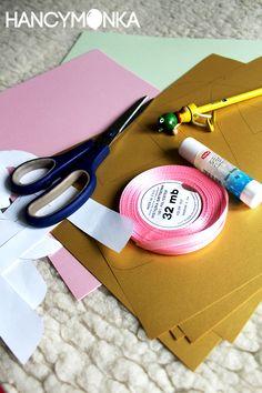 papierowa girlanda, paper garland, birthday, birthday decor, first birthday, dekoracja, diy, zrób to sam Sunglasses Case, Diy, Bricolage, Do It Yourself, Homemade, Diys, Crafting
