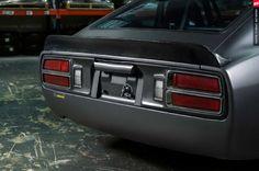 1978 datsun 280Z carbon fairlady rear spoiler