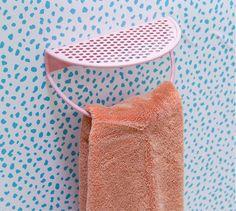 Porte serviette via Goodmoods