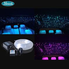 Find More Optic Fiber Lights Information about Maykit Station Wagon Fiber Optic Car Roof Top Light With Rgbw Led Generator 288 Point Pmma End Emitter Fiber Cable For Minibus ,High Quality fiber optic,China fiber optics car Suppliers, Cheap fiber optic lig Minibus, Bling Car Accessories, Car Interior Accessories, Mustang Accessories, Vintage Accessories, Sunglasses Accessories, Custom Car Interior, Car Interior Decor, Car Interior Design
