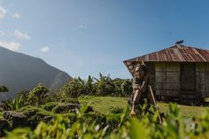 The Land That Time Forgot - Indonesia, SE Asia - An old friend of ours, Paul, invited us to visit him in Indonesia so we jumped on the opportunity. Paul owns anoverland trekking and adventure com...