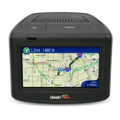 Dash Express Two-Way Internet-Connected Portable GPS Navigator
