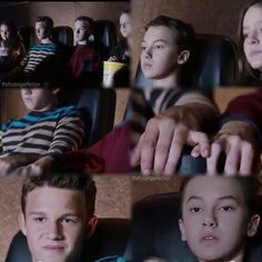 Jonnor on The Fosters :D