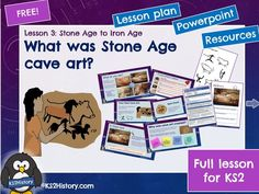 Planning and resources for primary teachers from Topics include Stone Age, Romans, Anglo-Saxons, Egyptians and more. Primary History, Teaching History, Teaching Resources, Teaching Ideas, Stone Age Ks2, Lesson Plan Pdf, Powerpoint Lesson, Early Humans, Iron Age