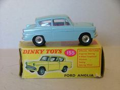 Ford Anglia by Dinky Toys