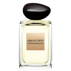 Vetiver Babylone - Woody Fragranced Eau de Toilette - Giorgio Armani