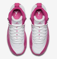 5bd3b5dc59a8 Girls Air Jordan 12 Retro