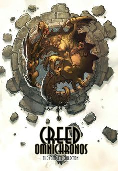 Trent Kaniuga is my all time favorite artist. I have been reading creed since 1994.