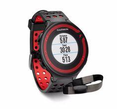 a2abd308a6d Relógio c  GPS e monitor cardíaco Forerunner 220 Garmin - R  1.499