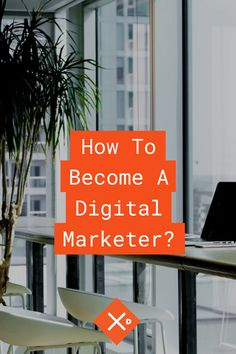 Want to become a digital marketer? We give you tips on how to get into digital marketing (with no experience) & to land the job of your dreams. Online Marketing, Digital Marketing, How To Become, How To Get, Dream Job, Dreaming Of You, Infographic, Dreams, Tips