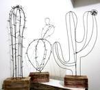 DIY met ijzerdraad. Maak je eigen unieke cactus met ijzerdraad. Een bijzonder woonaccessoire dat je zelf kunt maken.