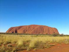 Uluru, Northern territory, Central Australia - Red Rock Downunder, sacred place in Aboriginal culture ~ #Australia #Uluru