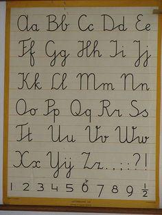 Tablets in het onderwijs: goed idee, maar ontneem kinderen hun handschrift niet - via @Frankwatching