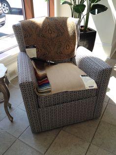 Turner Swivel Chair, Cromwell/Oatmeal EAu0027s BESTSELLER   SUPER COMFY. LOOKS  BETTER IN NICE FABRIC! | Living Room | Pinterest | Swivel Chair, Living  Rooms And ...