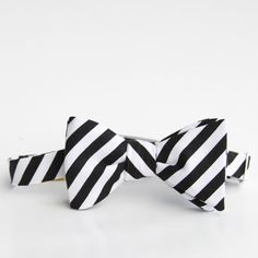 custom bow ties for Lauren from xoelle