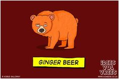 Ginger beer Idees vol vrees Grappe en humor Funny Bunnies, Ginger Beer, Laugh Out Loud, Winnie The Pooh, Laughter, Funny Jokes, Disney Characters, Fictional Characters, Lol