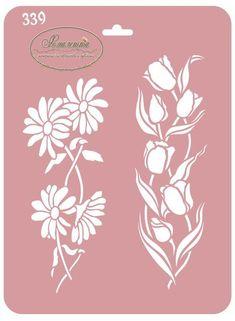 Laser Cut Patterns, Stencil Patterns, Stencil Designs, Stencils, Stencil Diy, Flower Petals, Flowers, 3d Wall Murals, Parchment Cards