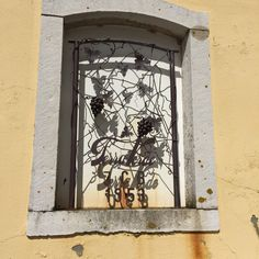 Beautiful Portugal window from our recent May 2016 trip!