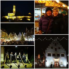 Enjoying some of the Romantic Road towns (& their gorgeous Christmas Markets). Especially picturesque were Landsberg am Lech Hohenfurch & Schongau #weekend #explore #family #bavaria #fairylights #roadtrip #saturday