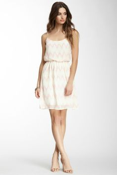 Love this easy summer dress can take you from day to night with a few changes