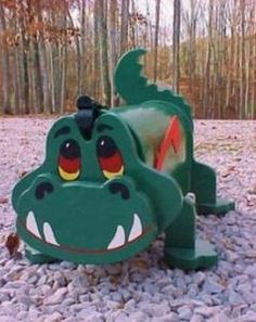 Gator Mailbox