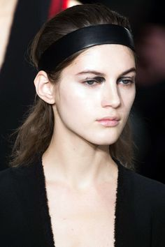 Makeup trends for Fall/Winter 15/16, Proenza Schouler
