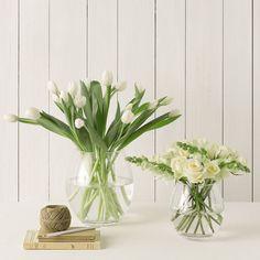 Buy Home Accessories Decorative Accessories Rimini Vases From The White  Company