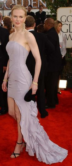 """Nicole Kidman in Tom Ford for YSL (""""The Hours)"""